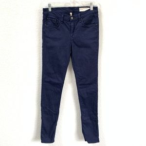 Rag and Bone 'The Skinny' Jeans Stretch Blue PFD